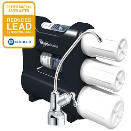 Whirlpool Ultraease Water Filter Reverse Osmosis Home Water Filtration System | Whirlpool