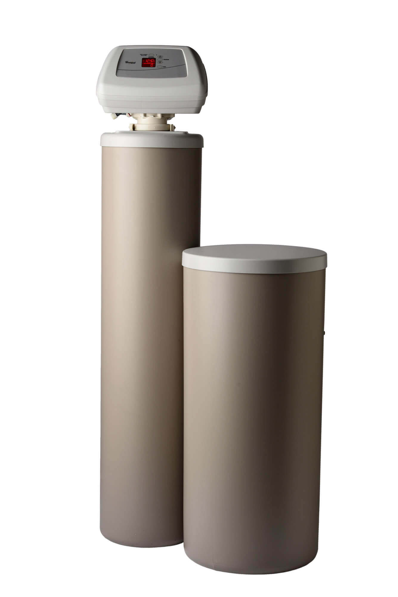 How To Hook Up A Water Softener 60000 Grain Capacity Water Softener Whes60 Whirlpool