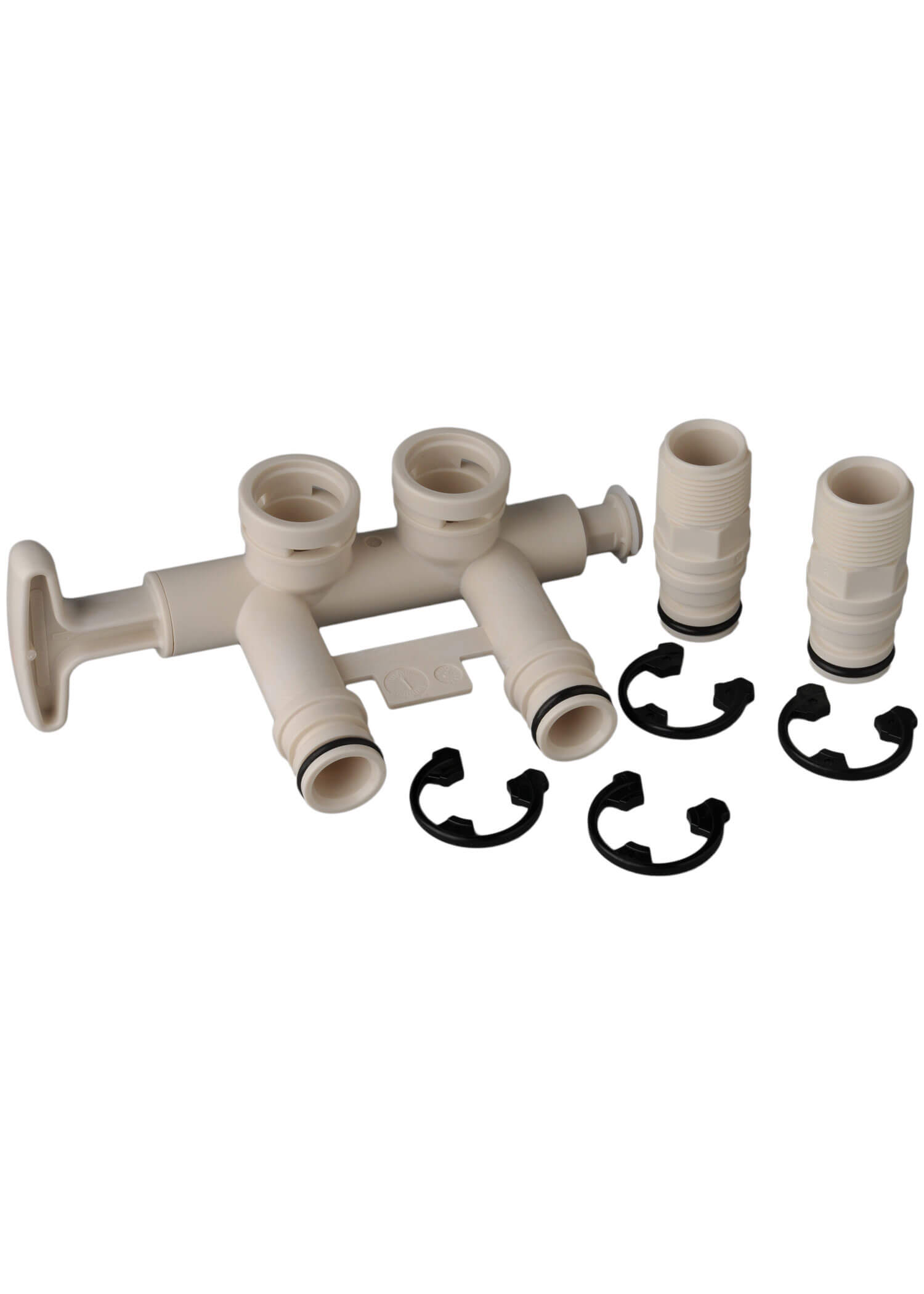 Water Softener Standard Bypass Valve Assembly Part 7345388 Whirlpool Water Solutions